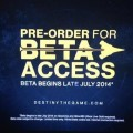 Destiny News: Xbox Beta to begin July 23rd