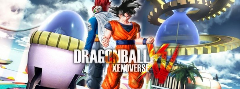 DRAGON BALL XENOVERSE at this years Japan Expo