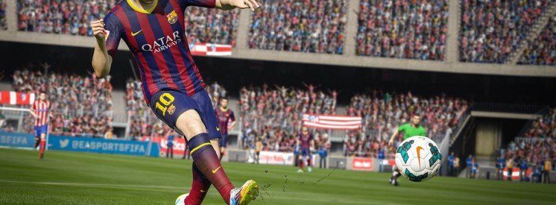EA Sports FIFA 15 – With Emotional  Intelligence