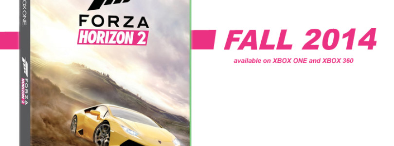 Forza Horizon 2 For Xbox One and Xbox 360 This Fall