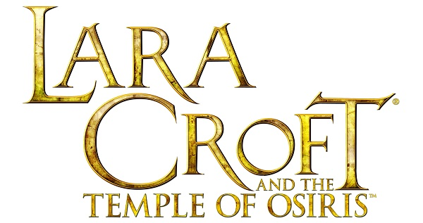 lara croft temple logo