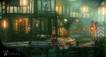 Woolfe: The Redhood Diaries at Gamescom 2014