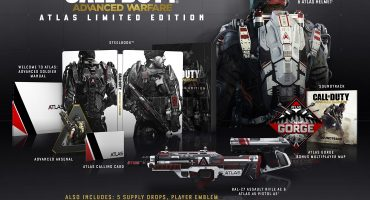 Call of Duty: Advanced Warfare Collector's Editions