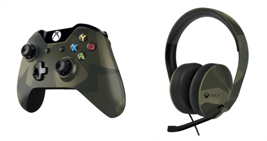 AF Controller and Headset