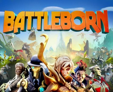Battleborn announcement