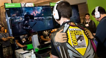 Xbox at San Diego Comic-Con Detailed