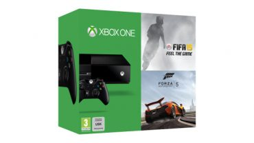 Xbox One Bundle Spotted With Forza 5 and Fifa 15 for 399 Euro's