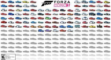 Forza Horizon 2: First 100 cars announced