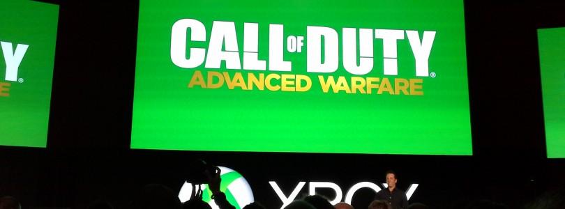 Call of Duty: Advanced Warfare MP Hands-On #XboxGamescom