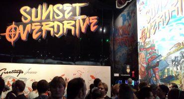 Sunset Overdrive Hands-On #XboxGamescom