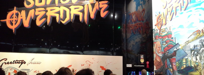 Sunset Overdrive Hands-On #XboxGamescom