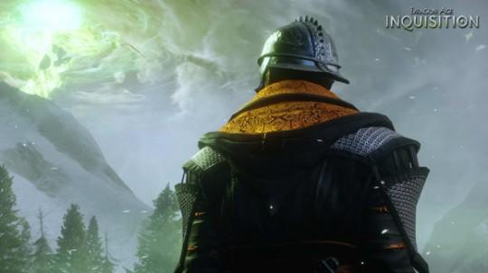 Dragon Age Inquisition Inquisitor Gamescom 2014