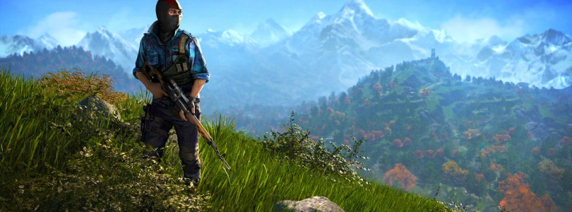 Far Cry 4 – #XboxGamesCom