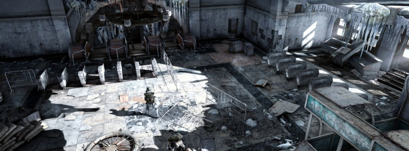 Metro Redux – Uncovered Trailer
