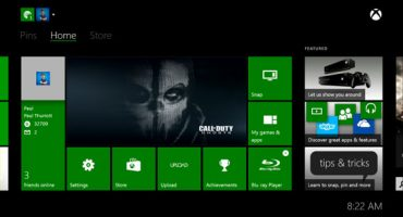 Xbox One Dashboard Update Detailed, Rolling Out Now