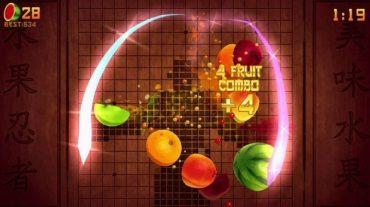 Fruit Ninja Kinect 2 for Xbox One Rated