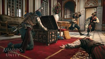 Assassin's Creed Unity Co-op Heist Mission
