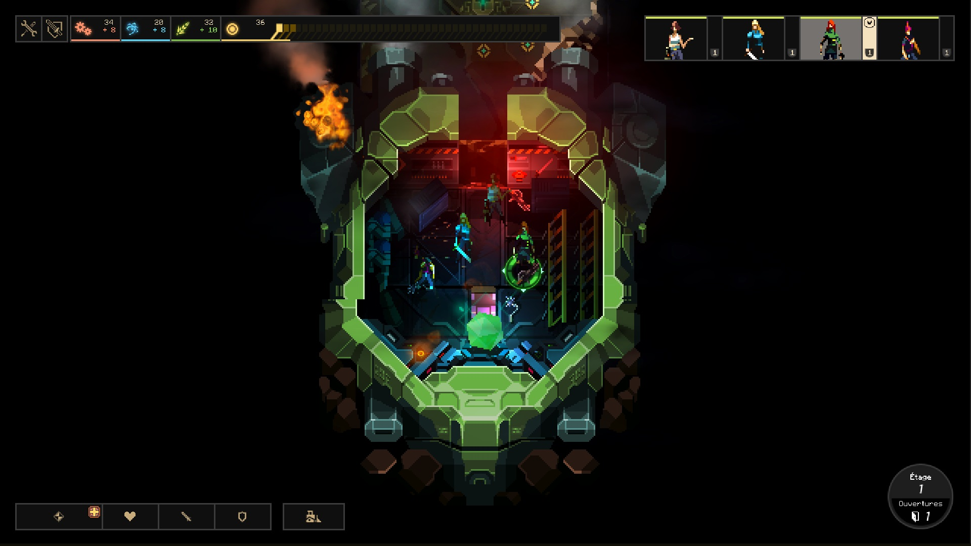 Dungeon_of_the_Endless_-_Beta_-_The_Armory_Pod