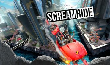 ScreamRide Preview Video