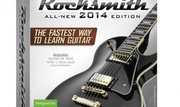 Rocksmith 2014 Edition for Xbox One November 7