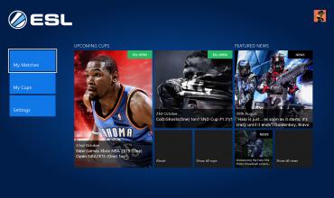 ESL releases ESL App on Xbox One