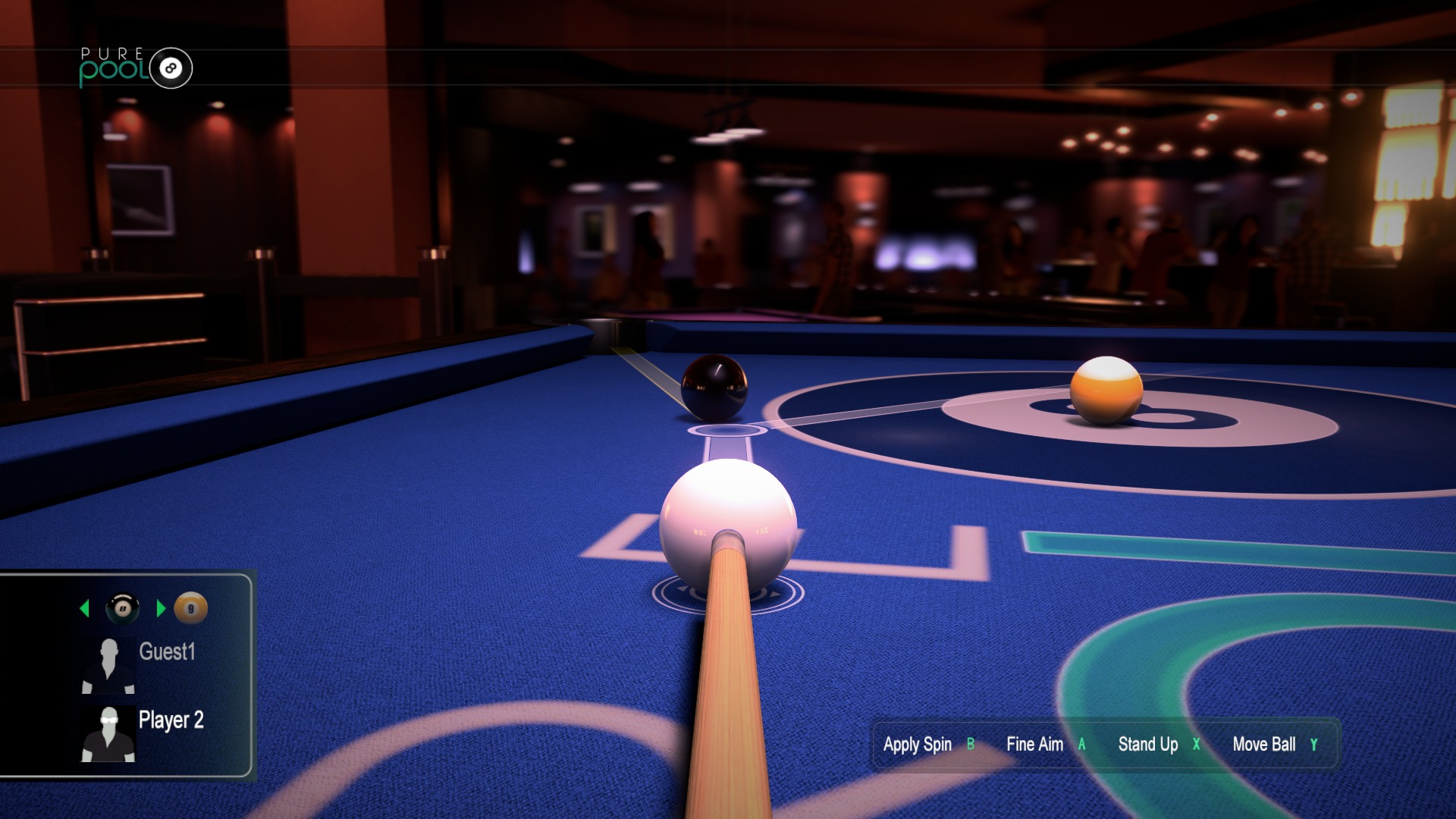 Pure Pool Xbox One screenshot (4)