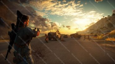 Just Cause 3 Xbox One Screens?