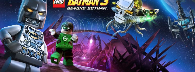 LEGO Batman 3: Beyond Gotham – Free DLC Revealed