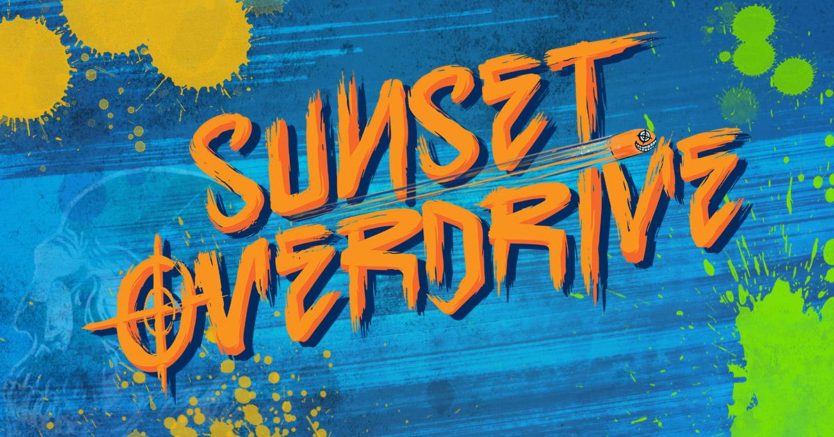 sunset overdrive logo