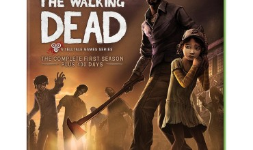 The Walking Dead – Available Now On Xbox One
