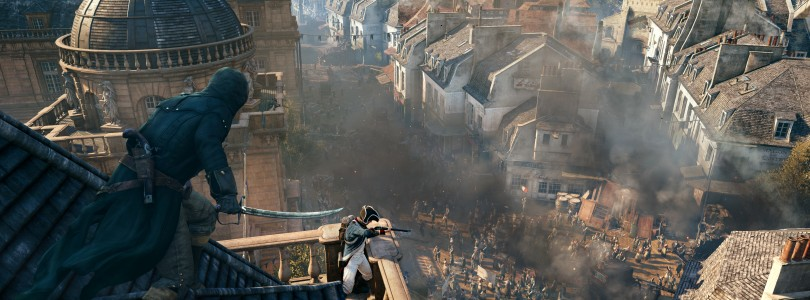 Assassin's Creed Unity patch 4 releases later today