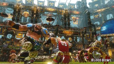 Blood Bowl 2 : new site and gameplay footage