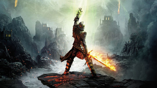 Dragon age Inqisition