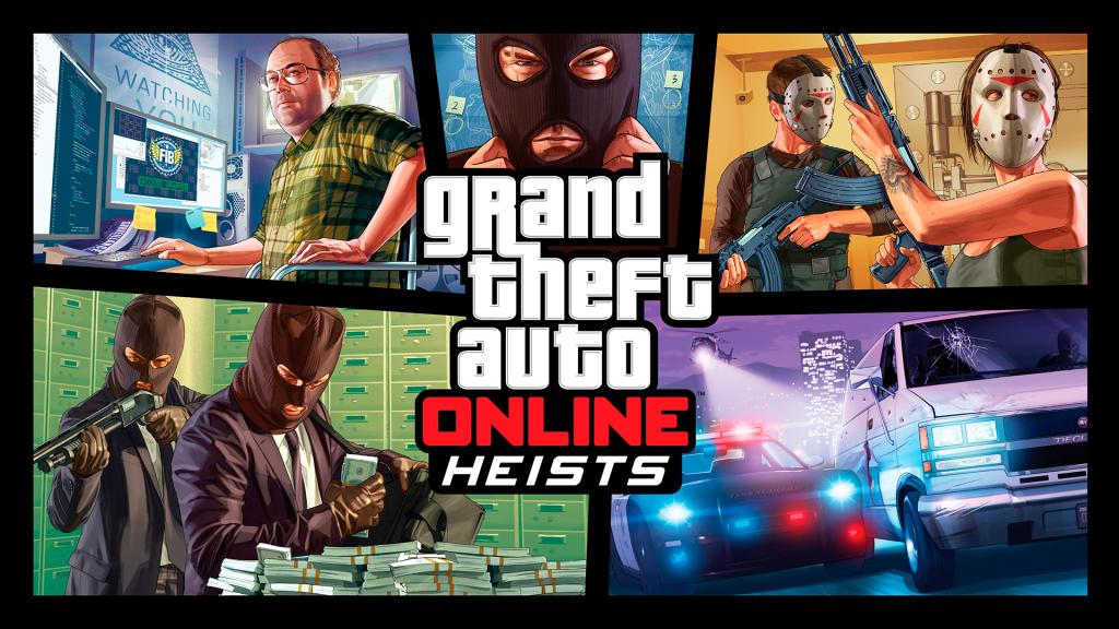 GTA Heists