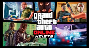 Date set for GTA: Online Heists