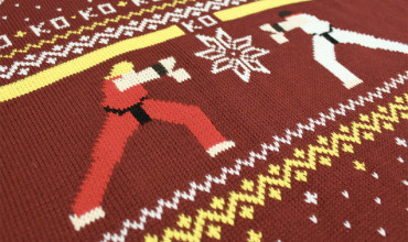 Something for the weekend: Christmas gaming Jumpers