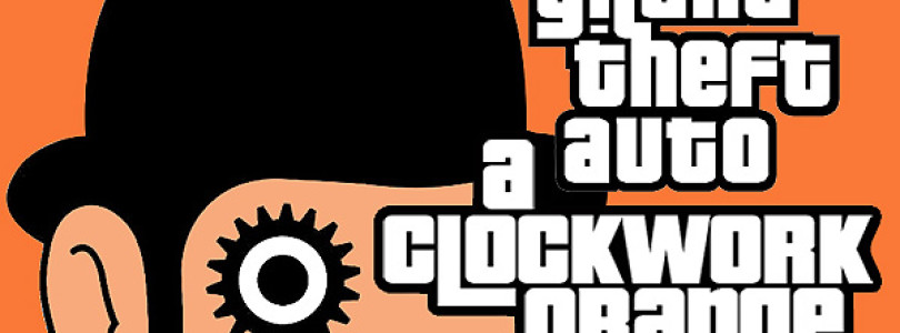 Something for the weekend: Grand Theft Auto A Clockwork Orange