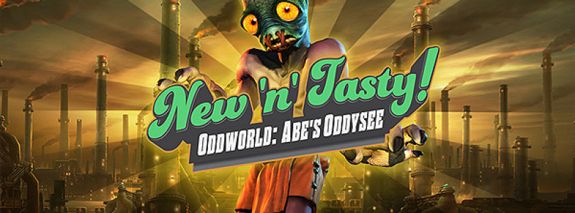 Oddworld: Abe's Oddysee – New 'n' Tasty! review