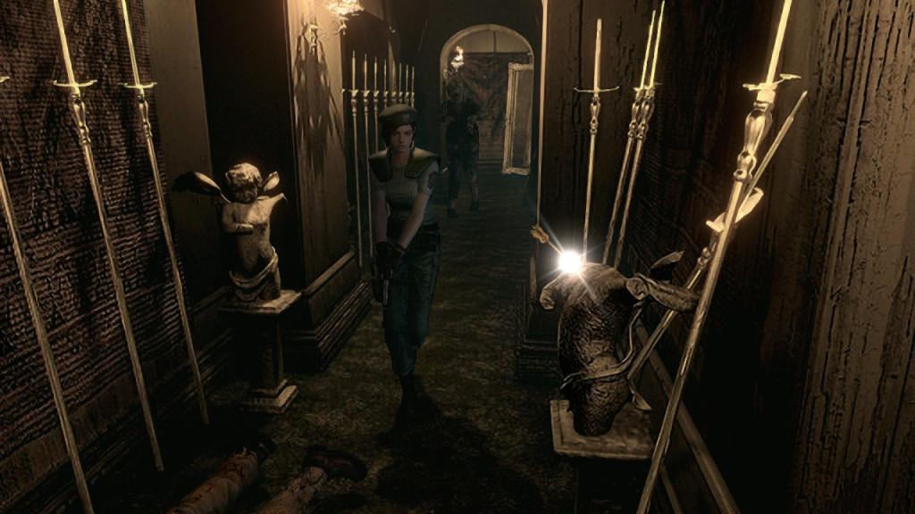 Resident Evil HD Remaster 4