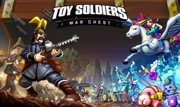 Toy Soldiers : War Chest launch trailer
