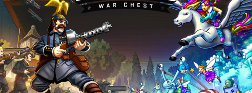 Toy Soldiers : War Chest launch trailer