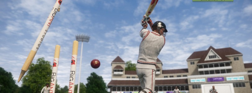 Don Bradman Cricket 14 Xbox One release date confirmed