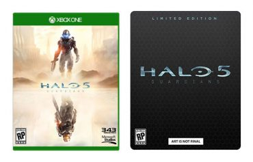 Halo 5: Guardians – New Central Character and Collectors Edition's
