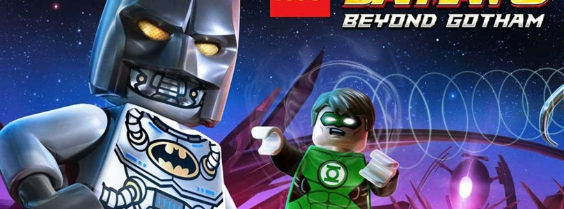 LEGO Batman 3: Beyond Gotham Arrow DLC available now