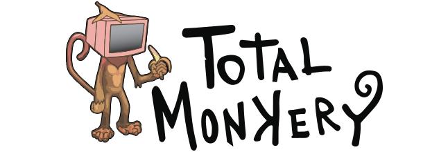 Total Monkery Logo