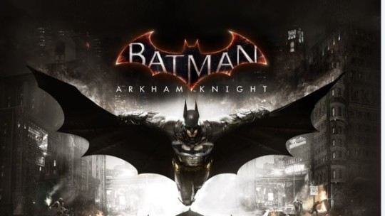 BatmanAKTitle