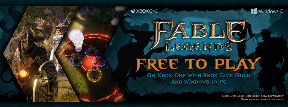 Fable Legends F2P