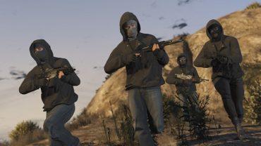 GTA V heists help deliver the UK chart to Rockstar