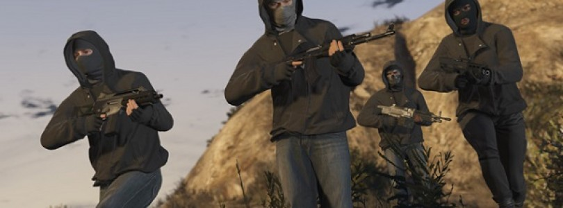 GTA V heists help deliver the UK chart to Rockstar