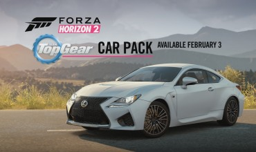 Forza Horizon 2 Top Gear car pack now available